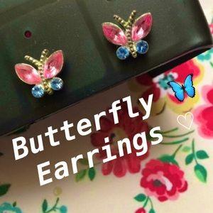Jewelry - Cute Butterfly 🦋 Earrings